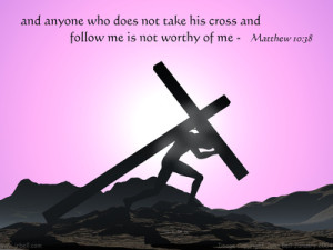 cross for you