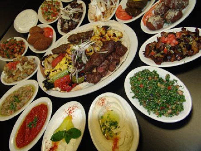 middle eastern food article