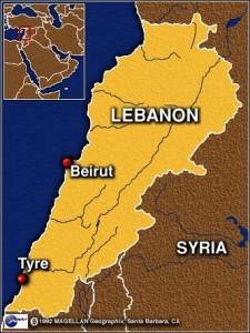 lebanon.tyre