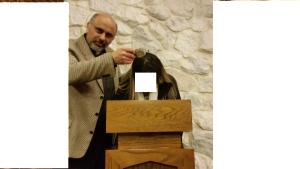 Farida Baptized