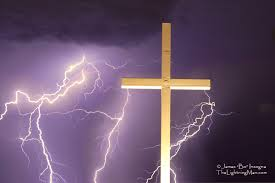 Cross lightning